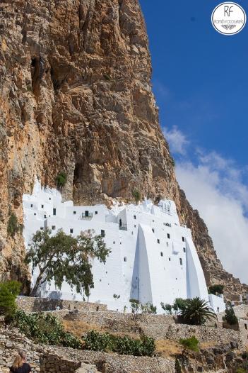 Monasterio de la virgen de la Panagia, con esto bromeamos en todas las vacaciones :)