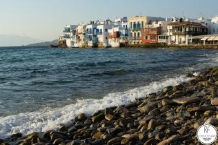 La pequeña Venecia de Mykonos.